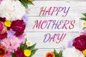 Happy Mothers Day Beautiful Flowers